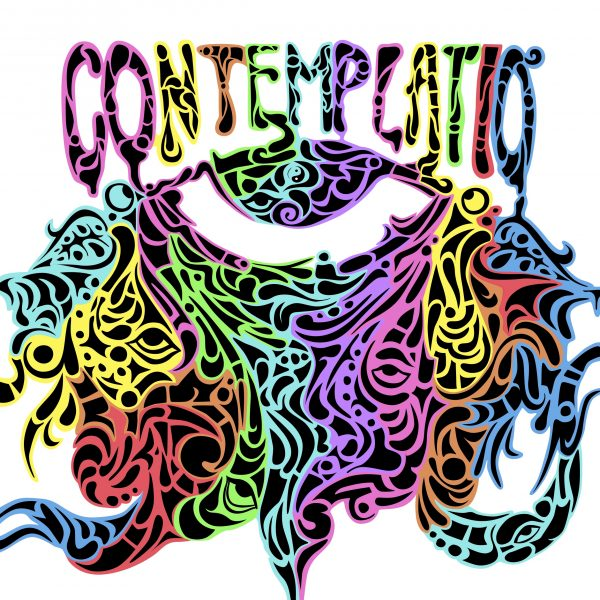 Contemplatio EP, cover artwork and music by Hans From Space
