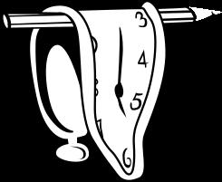 """Icon """"Abstrakt und Konkret"""""""