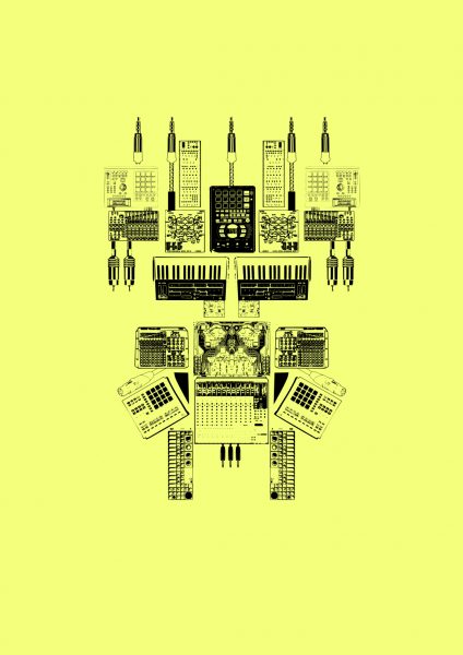 Soundship 03 - Yello Warp
